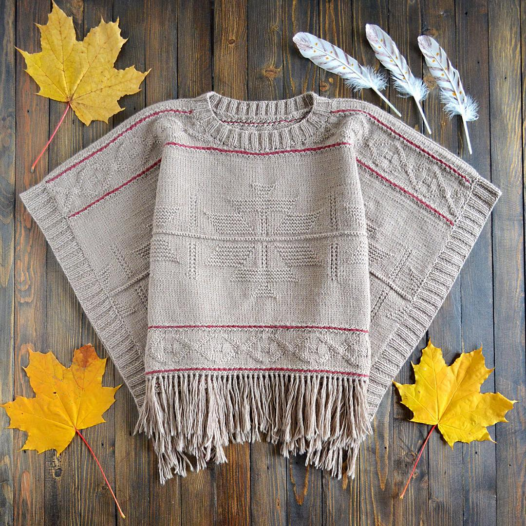 most-beautiful-crochet-poncho-patterns-free