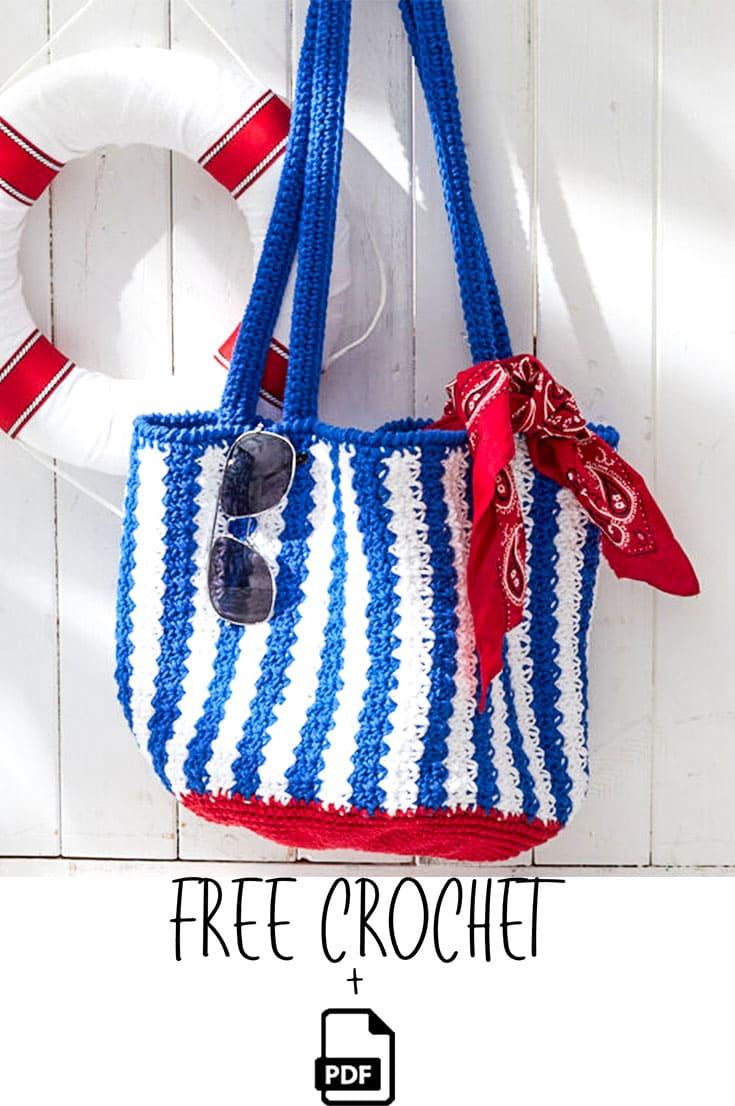 free-easy-cream-nautical-striped-bag-crochet-pattern-2020
